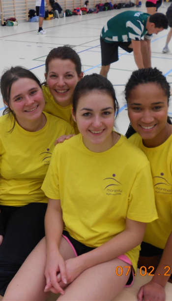 Tournoi d'hiver volley Vouvry 2015